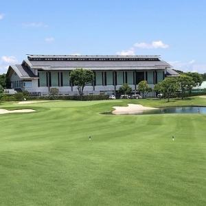 今年2回目のゴルフは、再びおおむらさきゴルフ倶楽部でした。