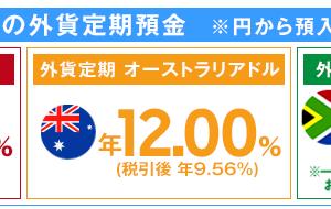 外貨預金の罠!!