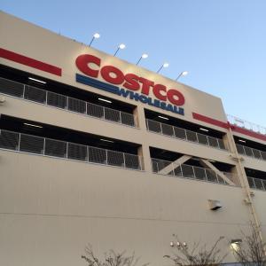 COSTCO商品でクリスマス