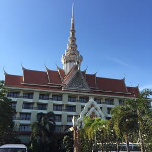 カンボジアのフォー「クイティウ」