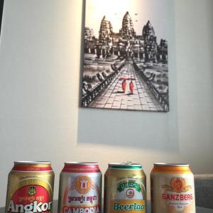 カンボジアでの最後の晩餐