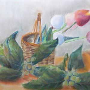 MAI氏作品(79) 春を描く