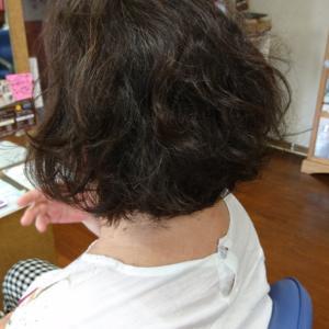 2回目の髪質改善トリートメント