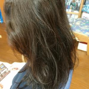 髪質改善から2年後の今は・・・・・その2・・・G様の場合