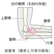肘が 痛い( ノД`)シクシク…