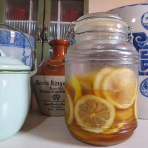 生姜と檸檬と活動的な私・・