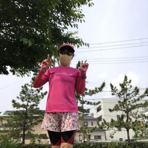 東京ガールズオンラインマラソン完走!