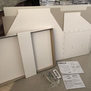 IKEAのペーパーボックス
