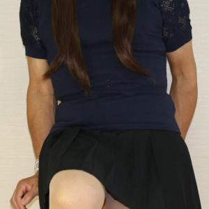 8月30日室内女装その14!!