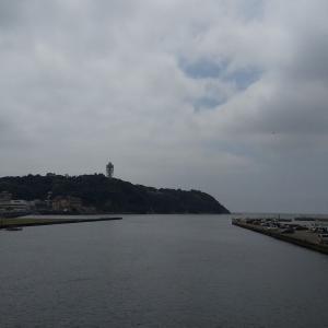 2019年8月下旬江ノ島