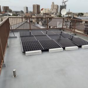 DIY太陽光発電を設置してみて感じた事 2