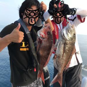 解禁3日目  大漁