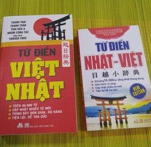 新しいベトナム語の辞書と、来年のテト。