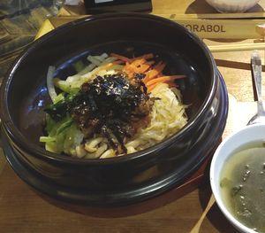 ベトナムで、多国籍料理を食べる③ (韓国)