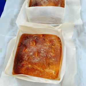 オレンジスフレケーキ