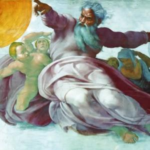 「人間の創造」 創世記1章1~5、24~31節a