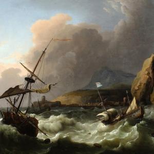 「破局からの救いーパウロのローマへの船旅」 使徒言行録27章33-44節