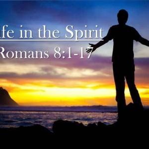 「霊に従って歩む者ー霊による命」