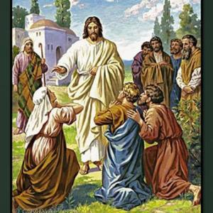 「ヤコブとヨハネの母の願い」 マタイによる福音書20章20~28節