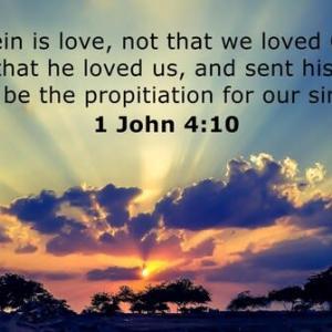 「ゆるしの愛」 ヨハネの手紙一、4章7-12節