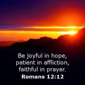 「愛の勝利の道」 ローマの信徒への手紙12章9~21節