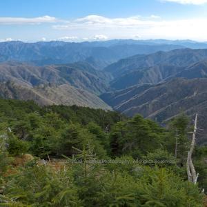 熊野三千六百峰 ~八経ヶ岳~