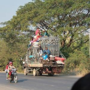 カンボジアの夢の旅(1)