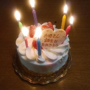 今日は、まるちゃんの誕生日です