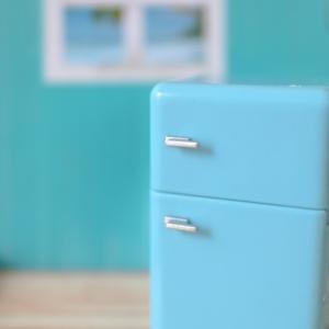【整理収納サポート事例】すぐに見つけられてサッと取り出せる、気分が上がる冷蔵庫収納