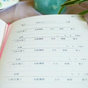 エンディングノートならぬリビングノート、まず預貯金や生命保険などを書き出してみることにした。