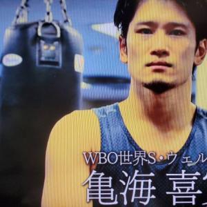 観戦記1780 WBOスーパーウェルター級王座戦 ミゲール・コットvs亀海喜寛