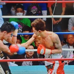 観戦記1782-2 日本スーパーバンタム級王座挑戦者決定戦 中川勇太vs石本康隆