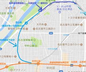 地下鉄東部線 日比津連絡線と新幹線活用案