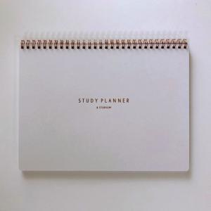STUDY PLANNER WEEKLY