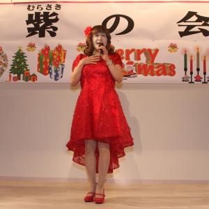 赤色のショートドレス(1)
