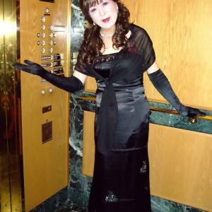 黒のドレス・その1