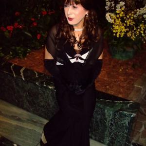 黒のドレス・その3