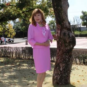 ピンクスーツ(その1)