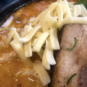 チーズ味噌らーめん 麺屋蔵人
