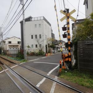 江ノ電の駅変遷について 05(琵琶小路)