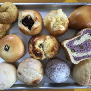10月のふんわりパン