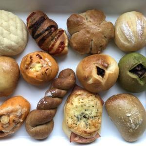 今月のふんわりパン
