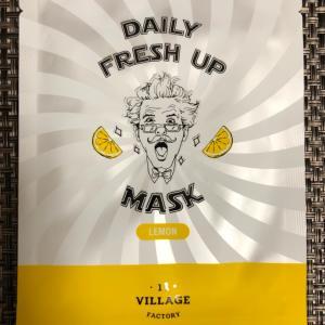 VILLAGE 11 FACTORYのシートマスク