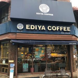 安くて美味しいEDIYA COFFEE