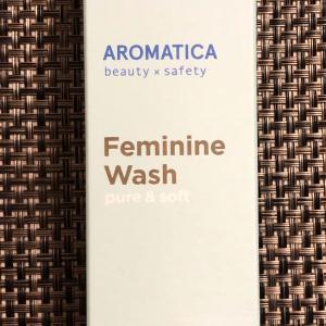 AROMATICAの女性清潔剤