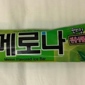韓国コンビニで買った物