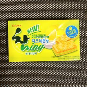 サッパリさくさく美味しい韓国のお菓子♪(๑ᴖ◡ᴖ๑)♪