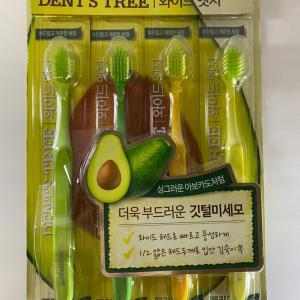 久々に韓国歯ブラシを替えました〜( ◠‿◠ )