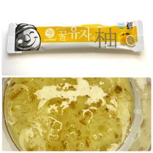 韓国柚子茶(^O^)