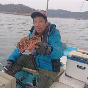 ガガナ釣り